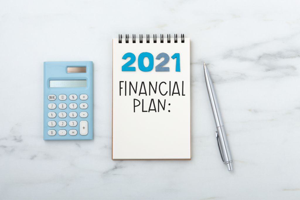 Nine Key Financial Steps for 2021 and Beyond
